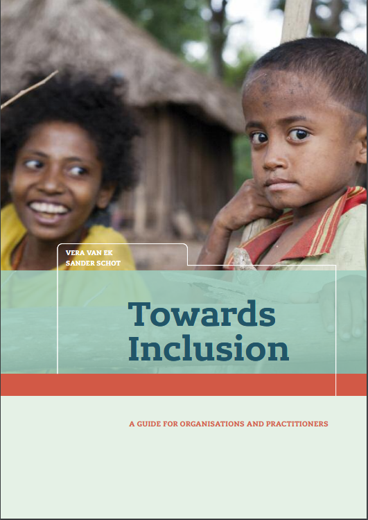 Towards inclusion pdf file