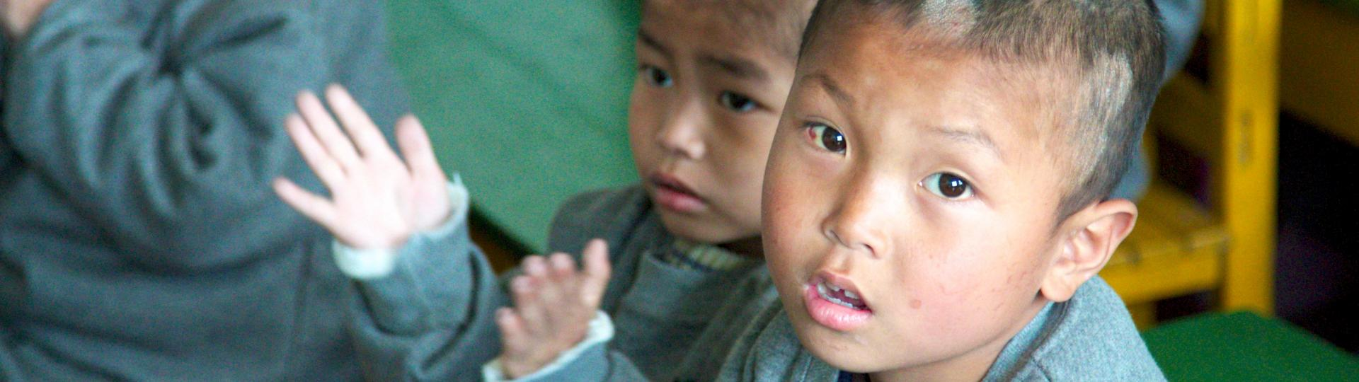 Help North Korea's forgotten children