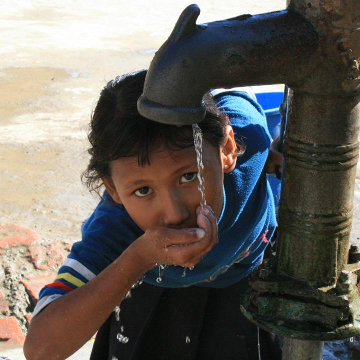 Clean water is saving children's lives